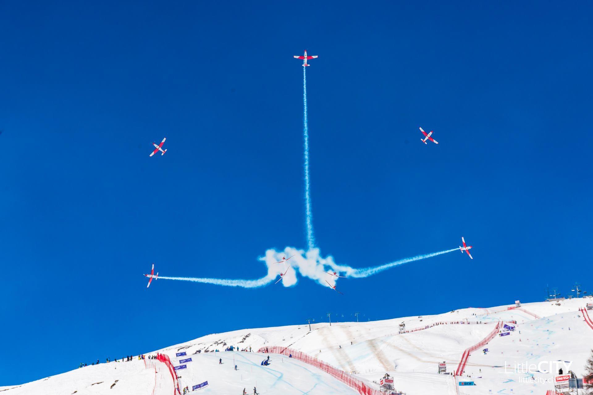 Am FIS SKI Weltcup FInale 2016 in St. Moritz | Lara Gut gewinnt!