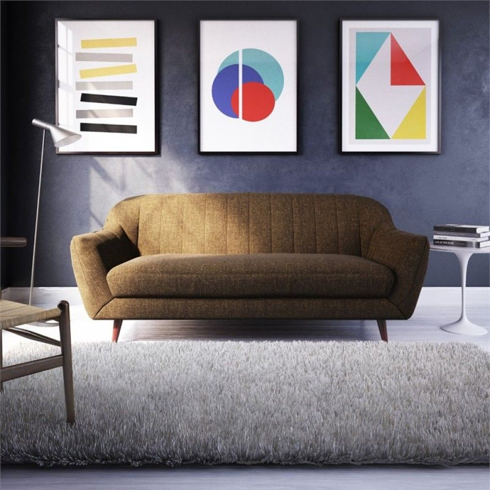 Daisy Sofa in Brown by Aeon Furniture | Sofas by Aeon Furniture ...