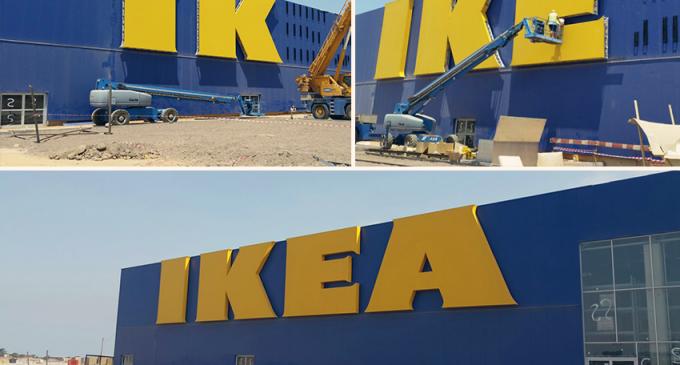 Ouverture bloquée du premier magasin Ikea au MaroOuverture