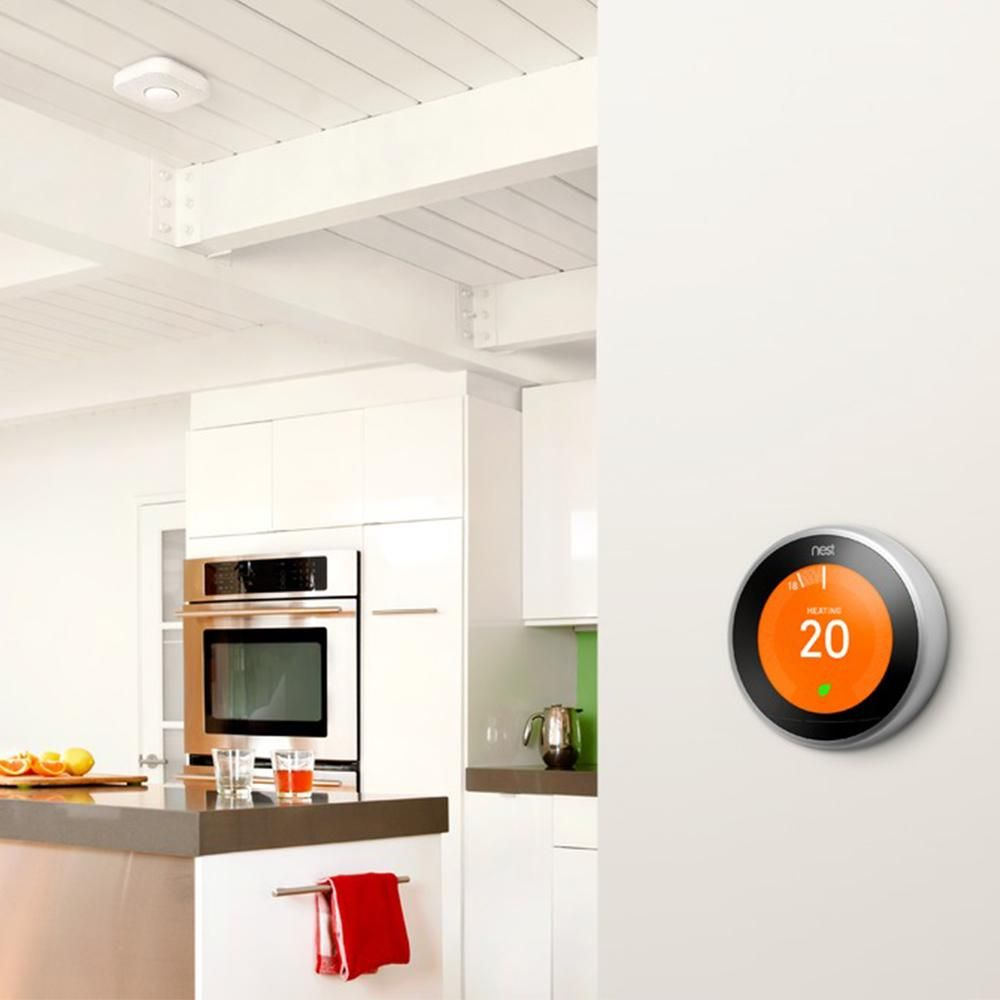 Nest learning thermostat 3rd generation works with