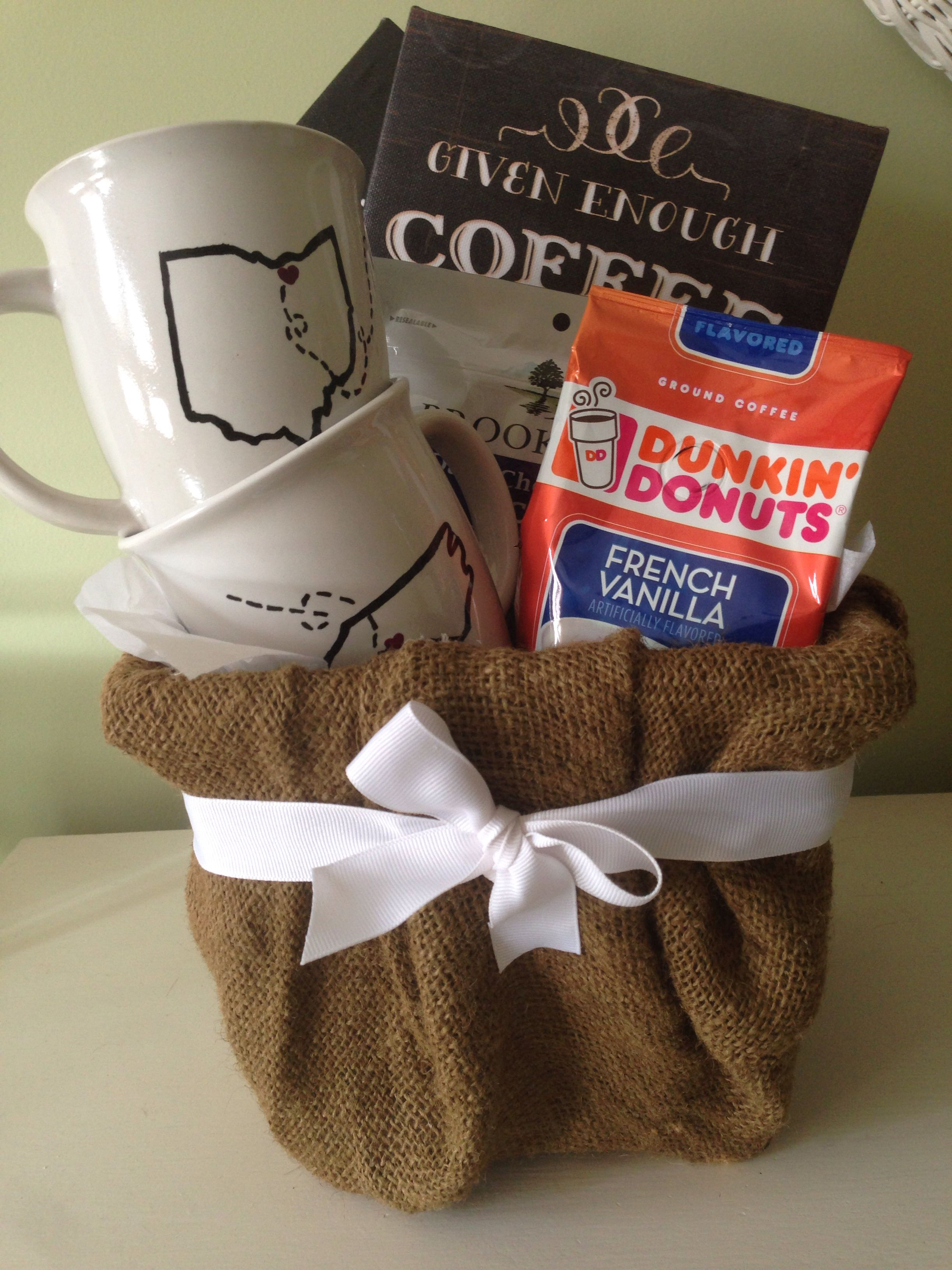 Coffee lover gift basket coffee lover gifts basket