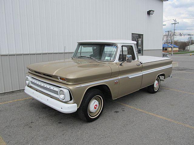 1966 Chevrolet C10 Pickup Truck For Sale Attica New York