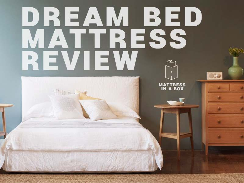 Cool Gel Dream Bed Review Dreams Beds Bed Reviews Bed