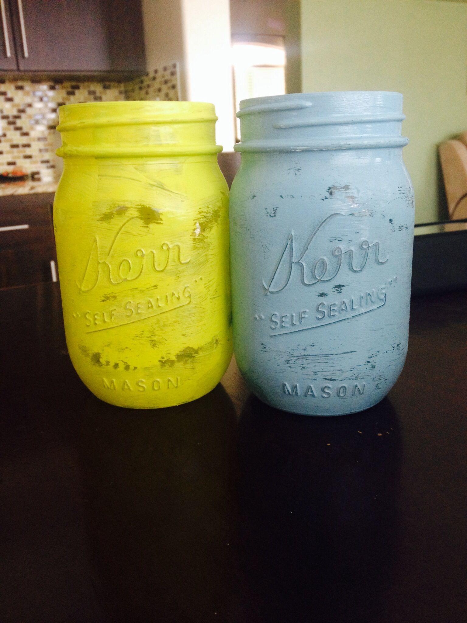 Mason jar diy crafts pinterest for Diy jar crafts
