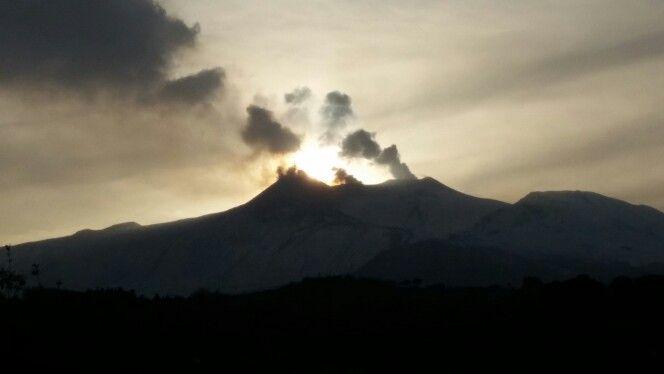 Mt Etna - Sicilië