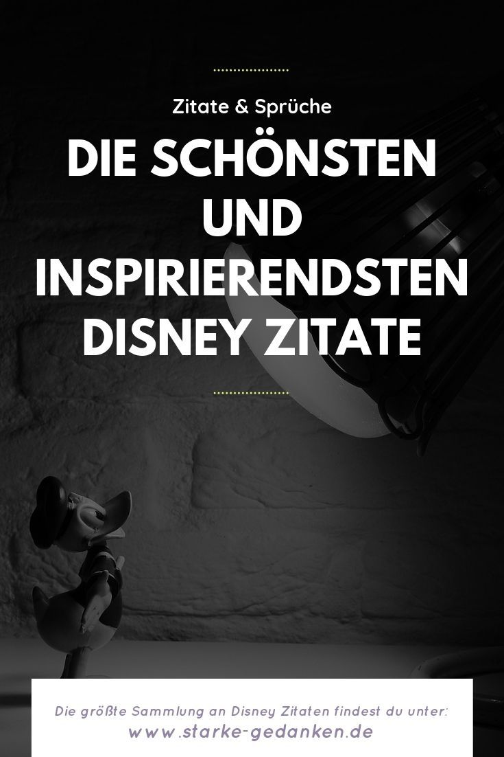 Photo of Disney Quotes: The ultimate collection of the most beautiful quotes