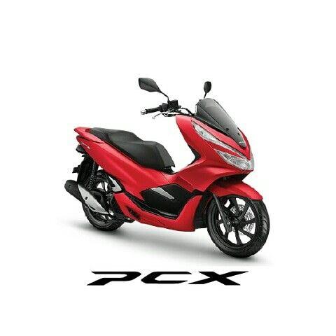 Model baru PCX warna merah dop. Kini sudah di rilis untuk ...