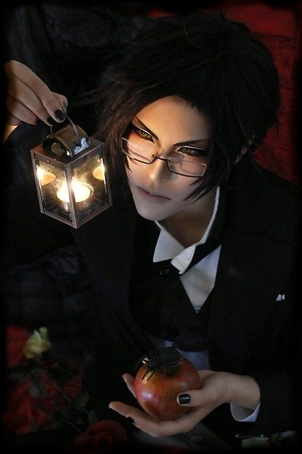 Claude Faustus  | Kuroshitsuji II #cosplay #anime #manga I don't really like Claude, he seems greedy to me.