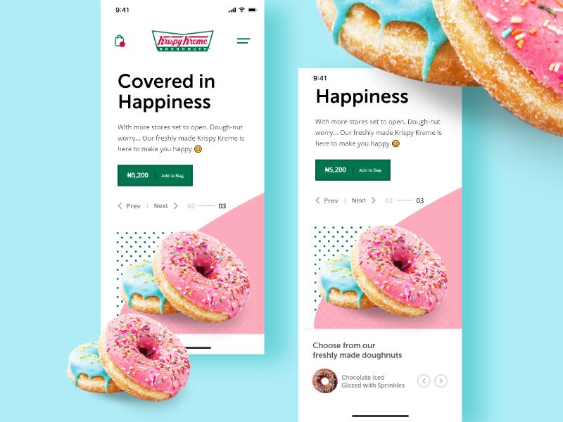 Krispy Kreme Mobile