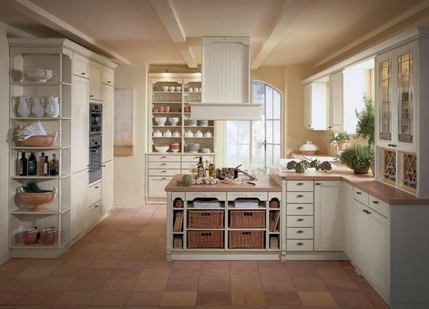 Cucina in stile country - Gli accessori della cucina country ...
