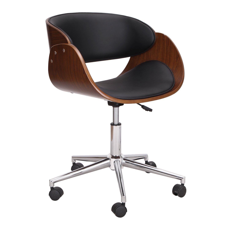 armless desk chair walmart