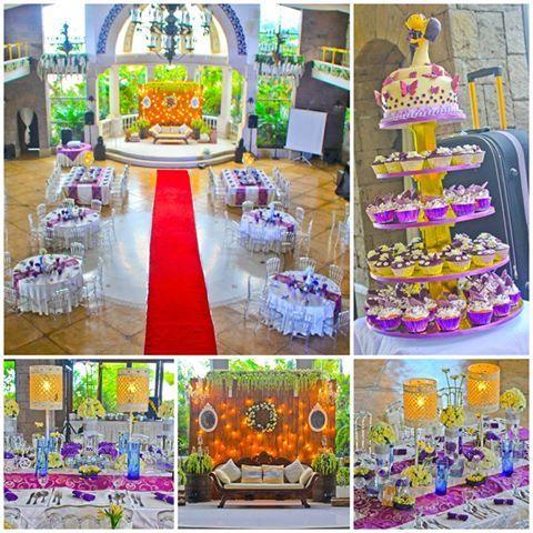 Paolo & Analyn's Wedding @ Alta Veranda de Tibig - El Pabilion de Jardin