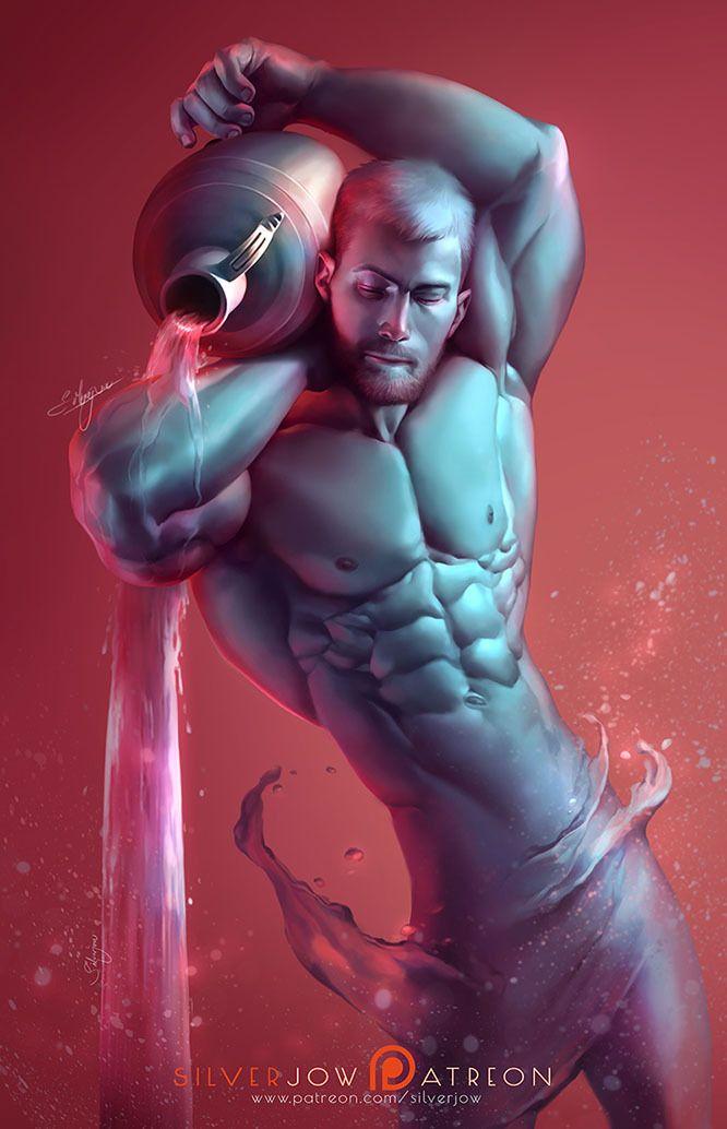 Gay men fantasy art, karate girl sex