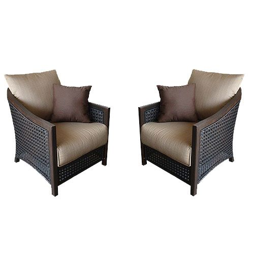 Cranston Chair Replacement Cushions 2 Pack Wicker Patio Chairs Luxury Patio Furniture Wicker Patio Furniture Sets