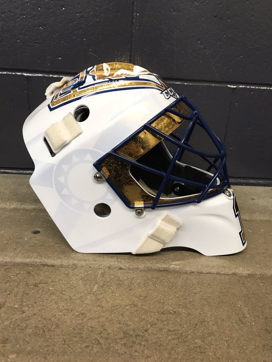 Roberto Luongo 2017 2018 New Mask Goalie Masks Goalie Mask