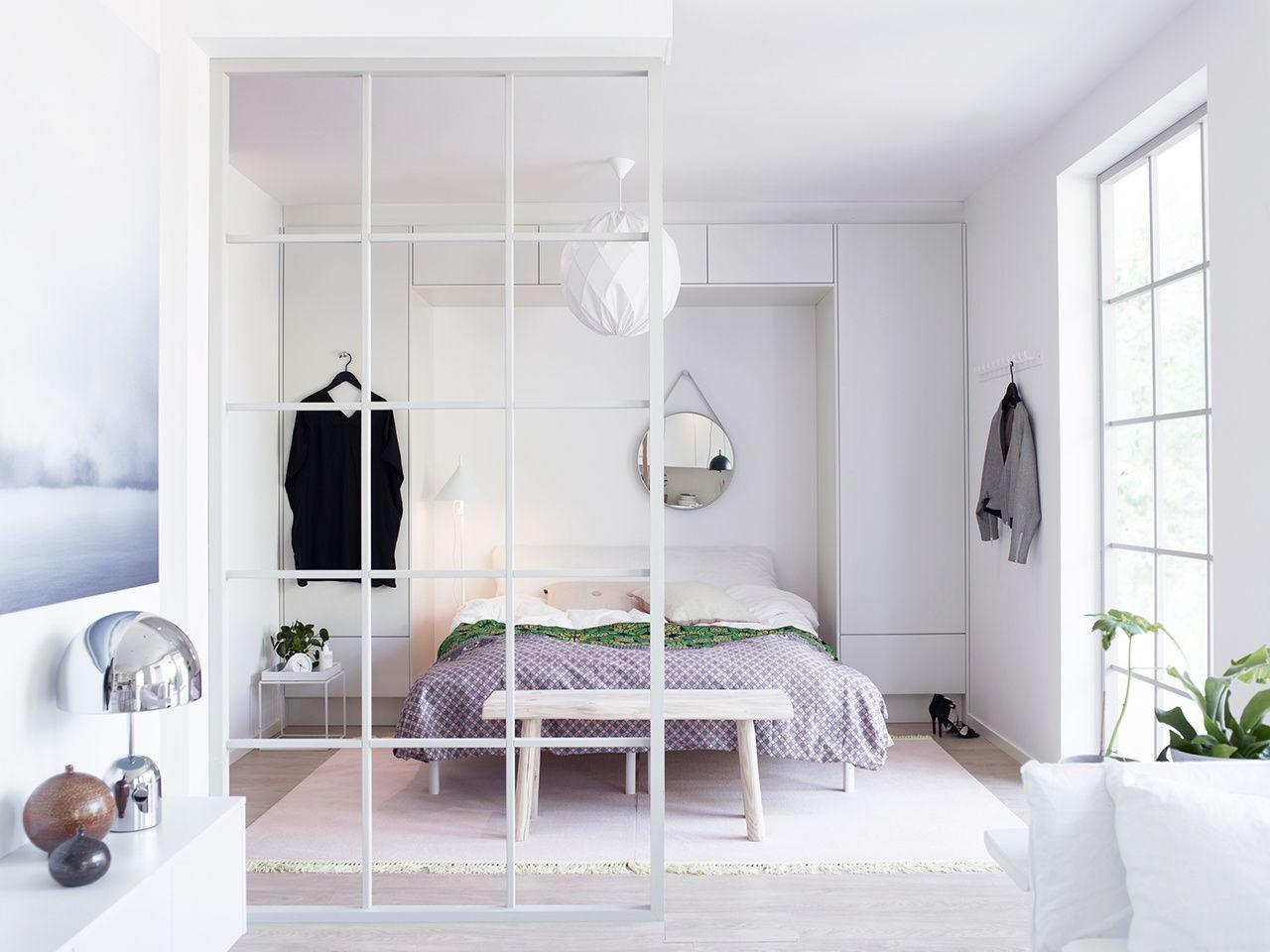 Inredning inspiration inredning sovrum : garderob,förvaring,sovrum,vedum,vitt sovrum | Inredning ...