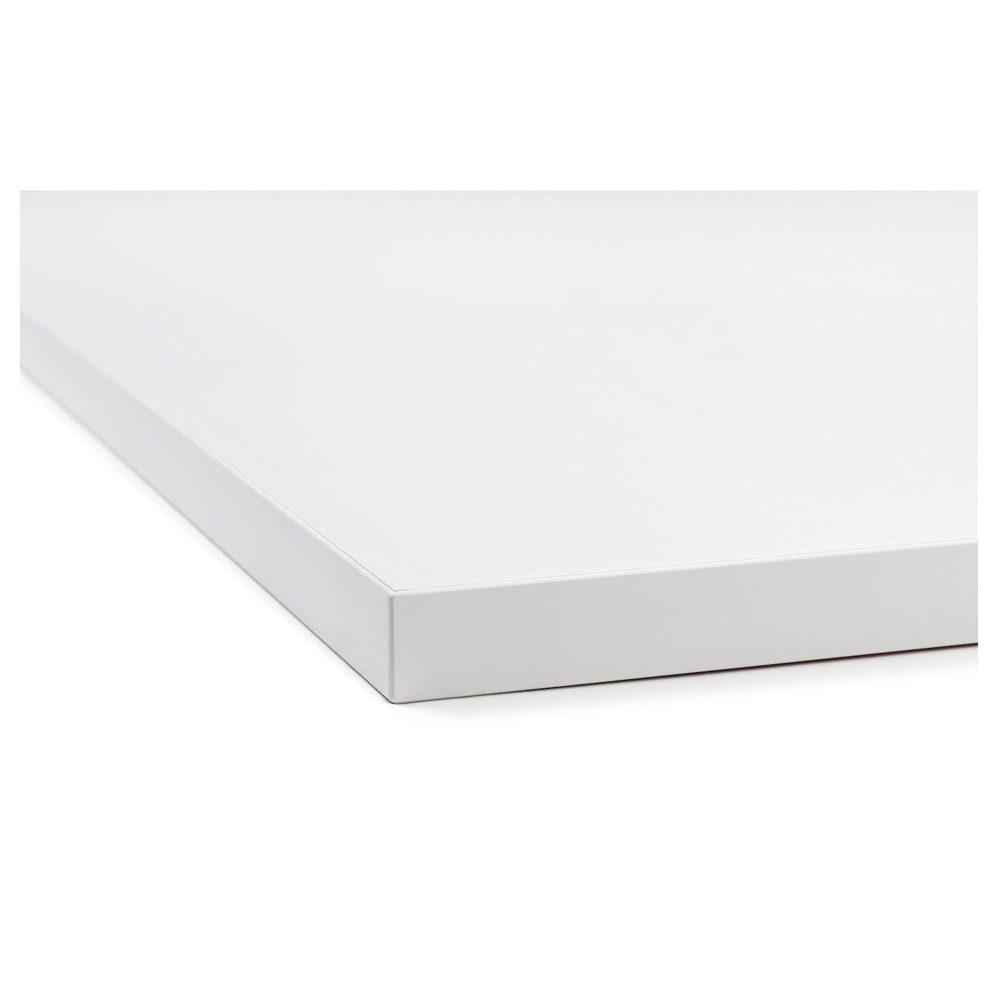 Ikea Ekbacken Countertop Double Sided In 2020 Countertops Laminate Countertops Kitchen Countertop Materials