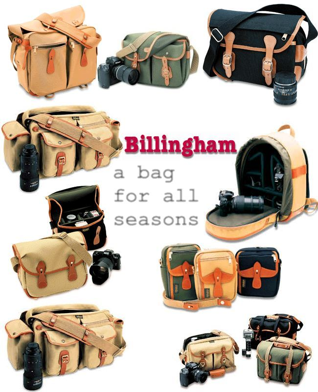Koh S Camera Inc Billingham Bags For The Modern Photographer Additional Photos