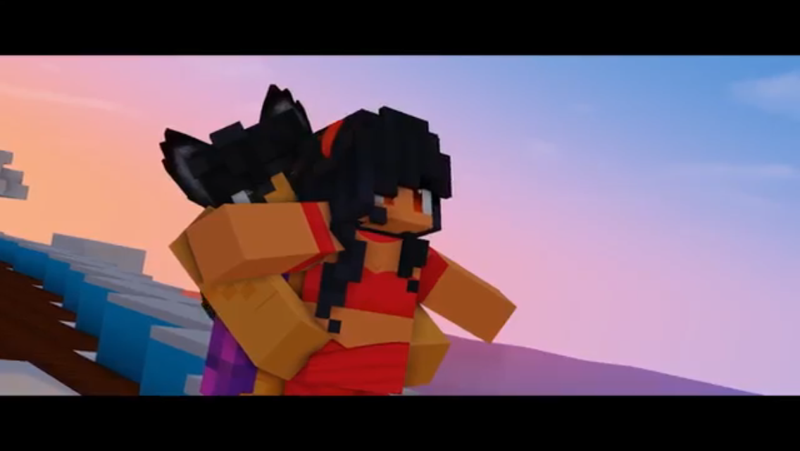 jose and aarmau are now one jack and rose aphmau