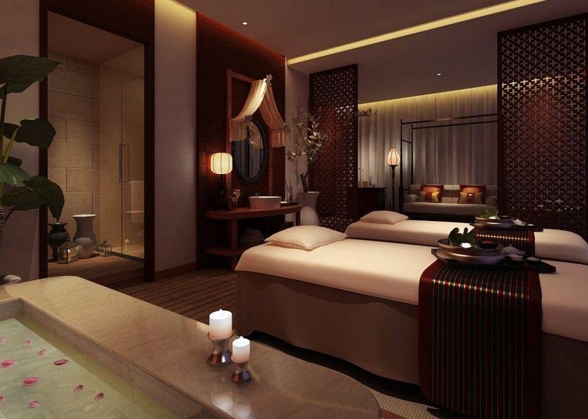 Zen spa bedroom google search bedroom makeover for Spa bedroom designs
