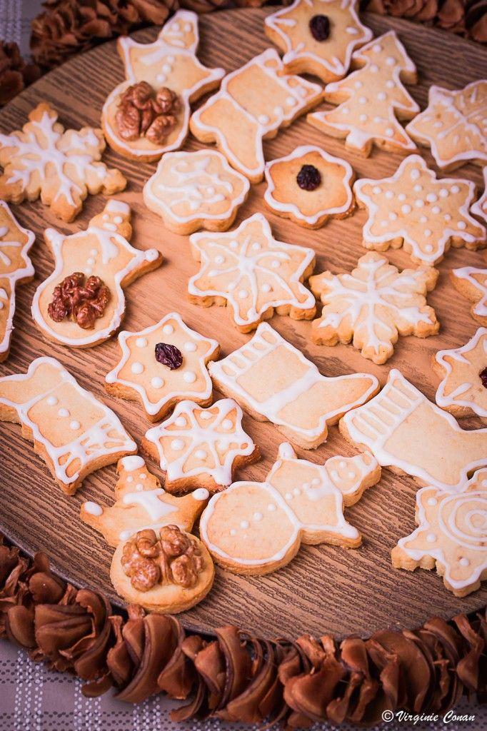 Sablés de Noël sans gluten et sans lait | Recettes de fêtes spécial ...