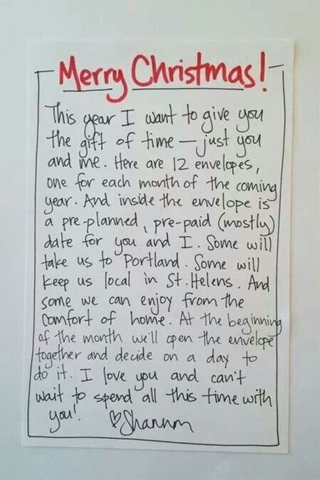 The gift of TIME: LOVE IT!   Romance Love   Pinterest   Gift, Card ...