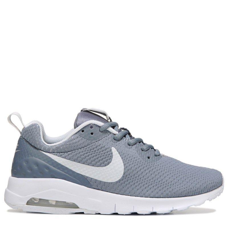 Nike Women s Air Max Motion LW Sneakers (Blue Platinum White ... 5b6a340a017
