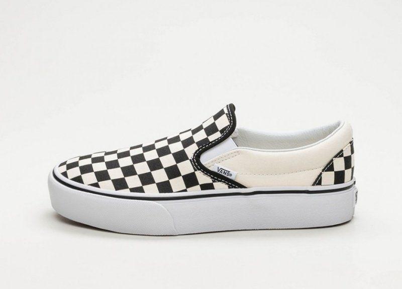 6fd319c168 Buy Vans Checkerboard Slip-On Sneakers + Review