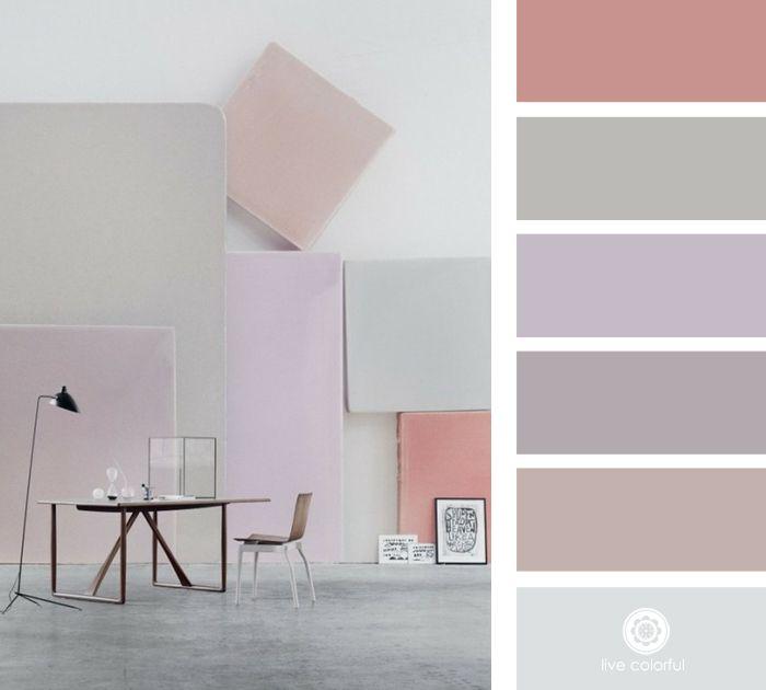 What\'s Hot!!! Pastel Interiors   Pastel interior, Pastels and Interiors