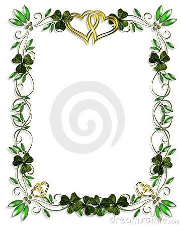 Free Celtic Clipart Border Design Element For Wedding