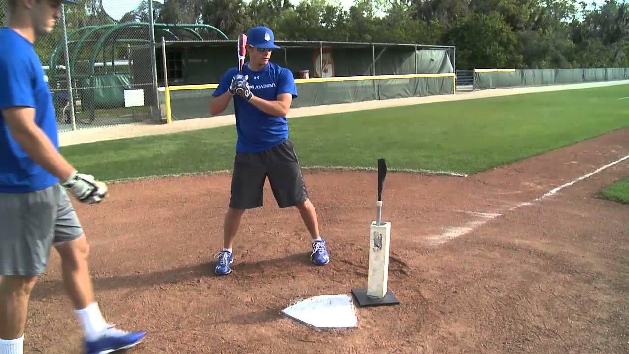 Youth Baseball Hitting Drills Hitting Series By Img Academy Baseball Program 1 Of 2 Baseball Hitting Baseball Hitting Drills Baseball Program
