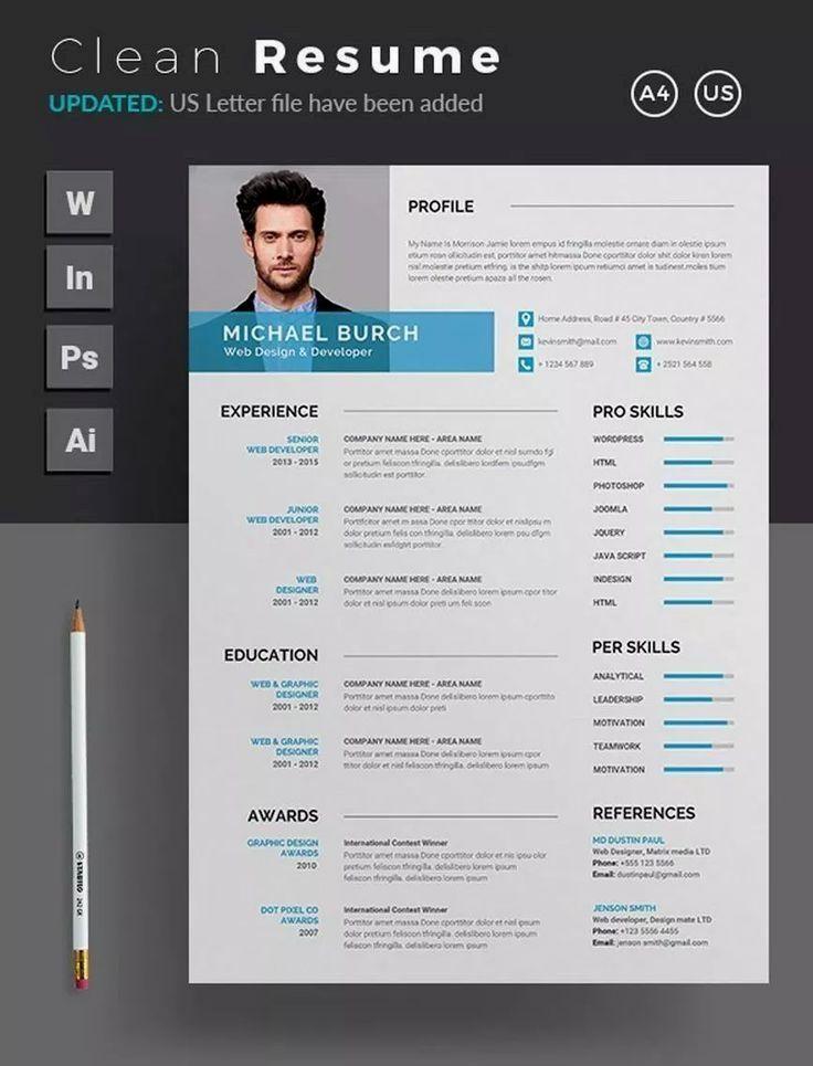 37 infographic resume ideas for examples en 2020 Modèle