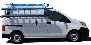 Double Drop Down Cargo Van Ladder Rack Ladder Racks For Vans