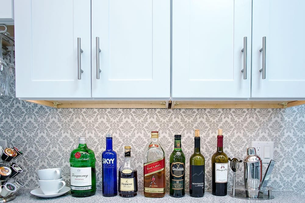Have A Drink On Us Yelp Custom Suit Home Decor Kitchen Cabinets