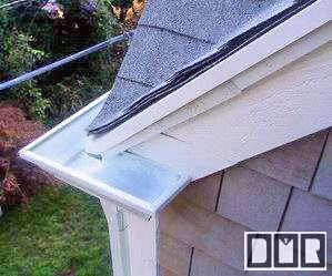 Dmr Gutters Downspout Comparison Page Exterior Finish