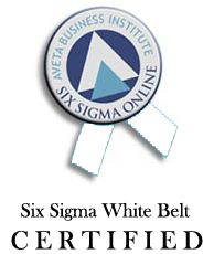 >> Six Sigma White Belt
