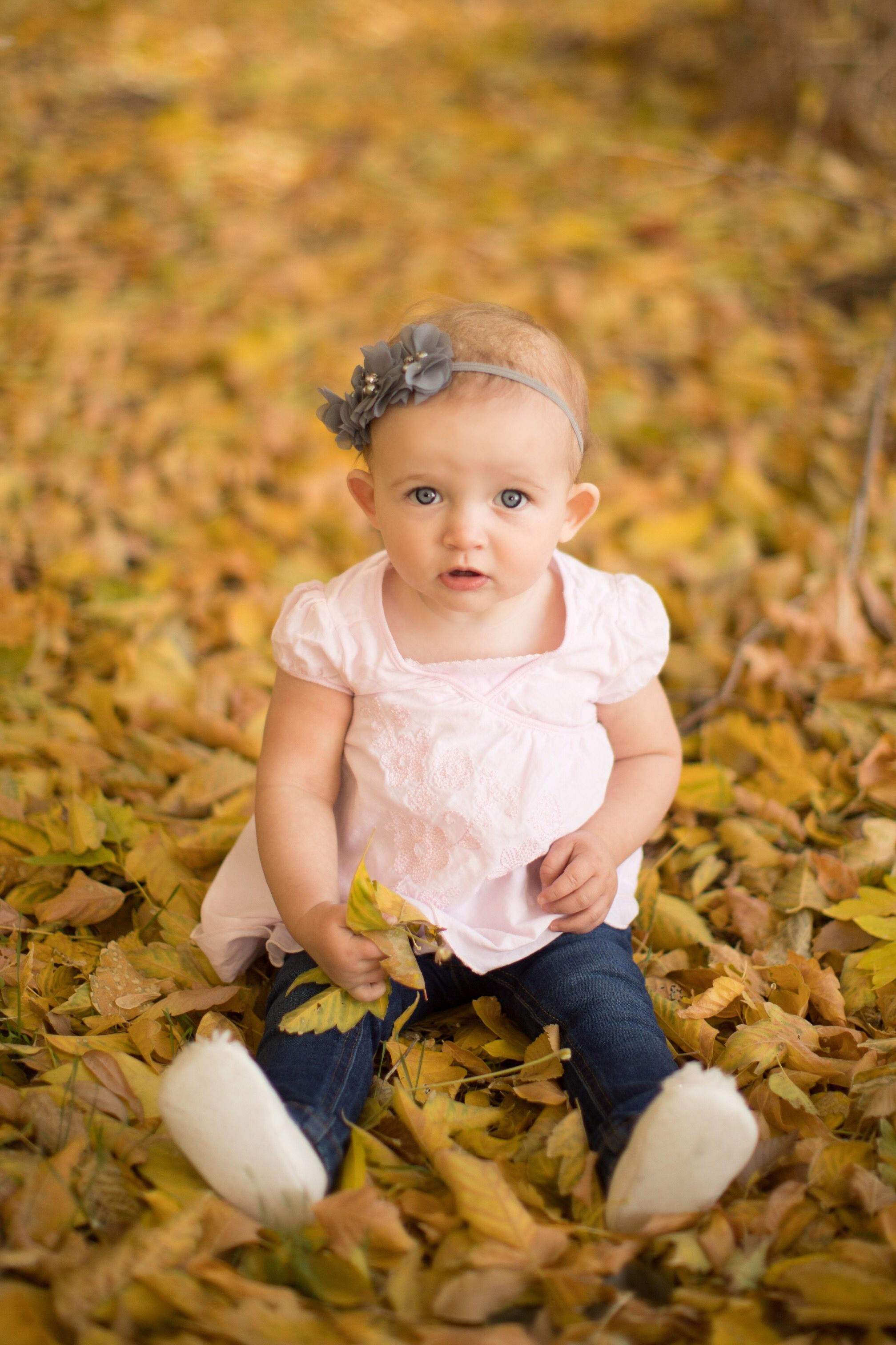 Fall baby photos families are forever baby girl photo shoot baby