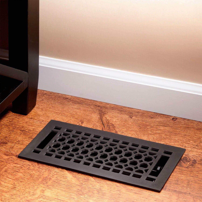 Bronze Floor Register Floor registers, Stylish