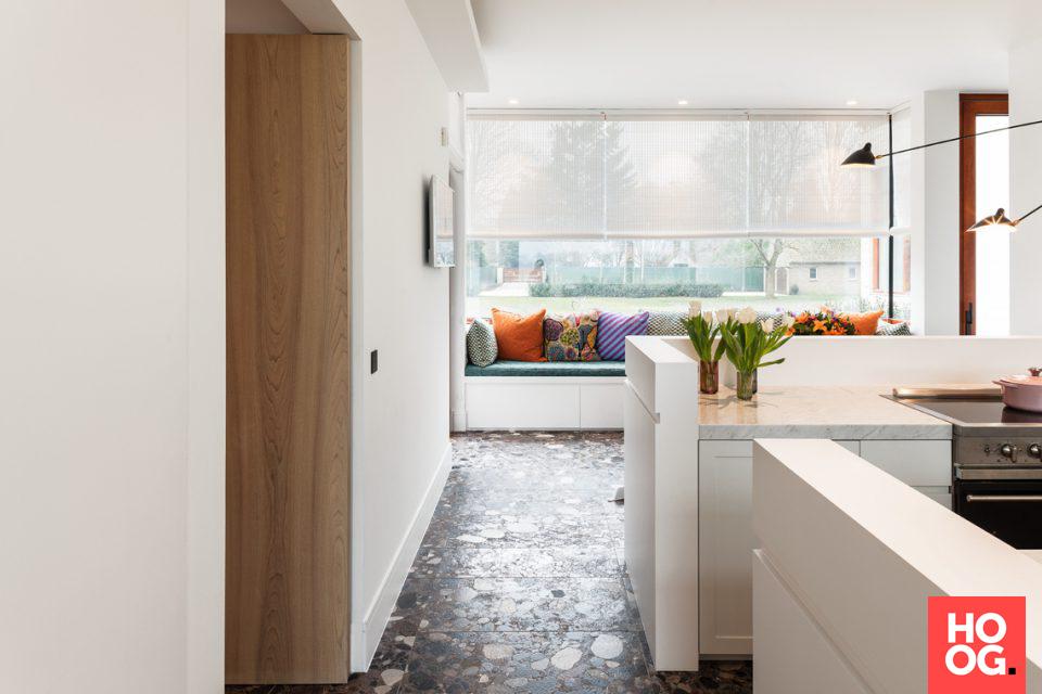 Keuken in modern interieur keuken design kitchen ideas hoog