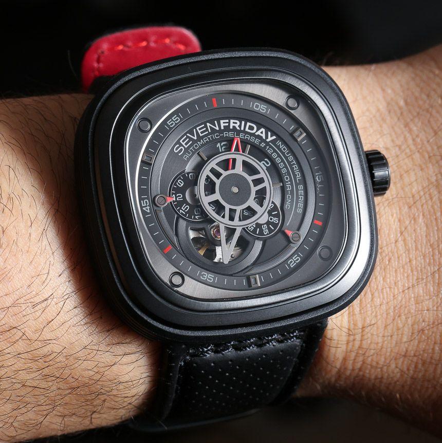 P1 P2 Diamond: Sevenfriday Watches Review: P1, P2, P3 Models