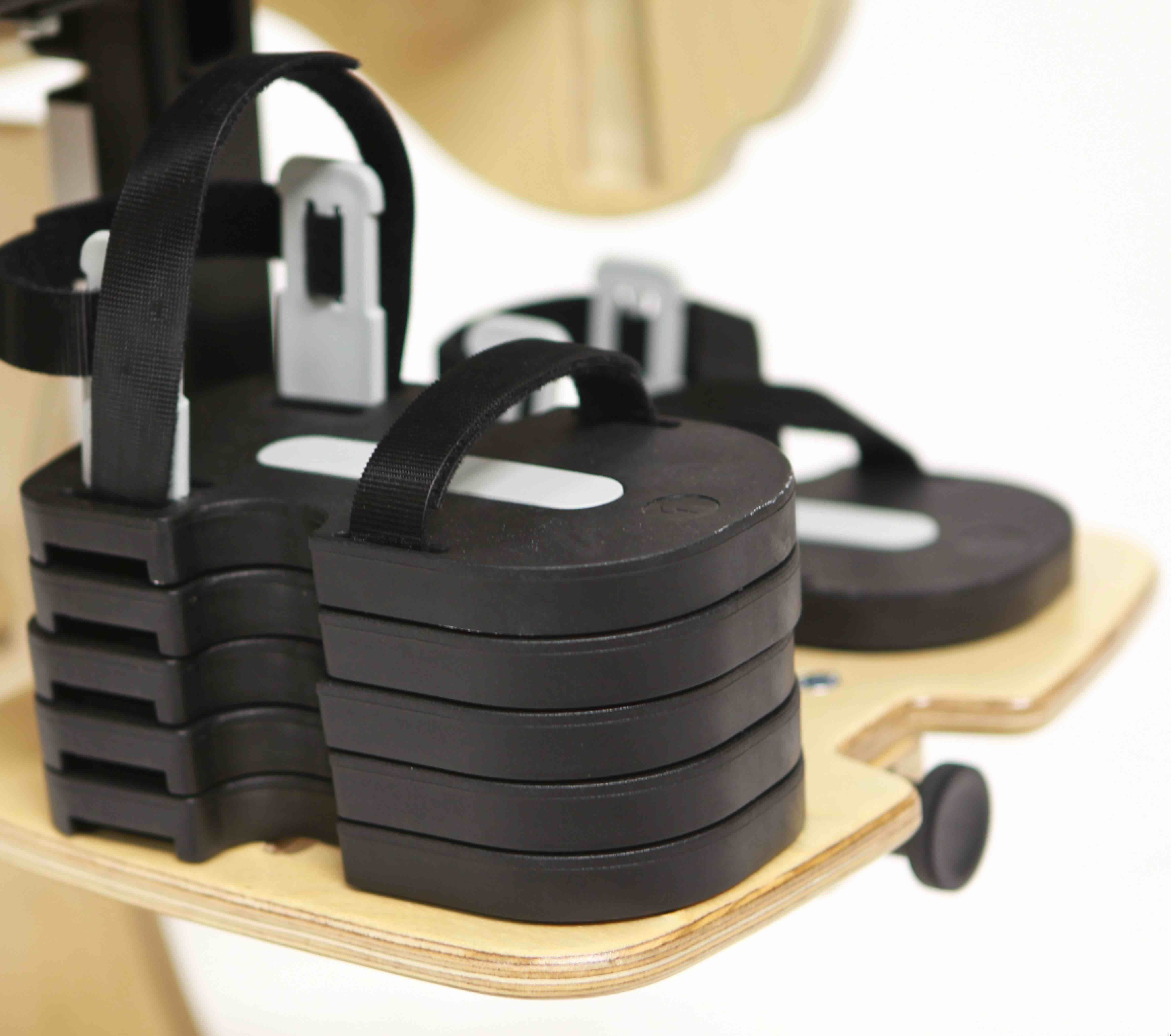 Sandal Raising Blocks For The Jenx Monkey Pediatric Prone