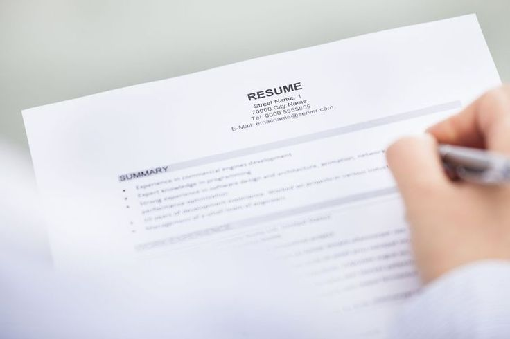 Sure What To Put On Your Resume Use These Examples