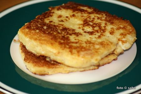 French Toast / Armer Ritter (Low Carb) - sabo (tage) buch