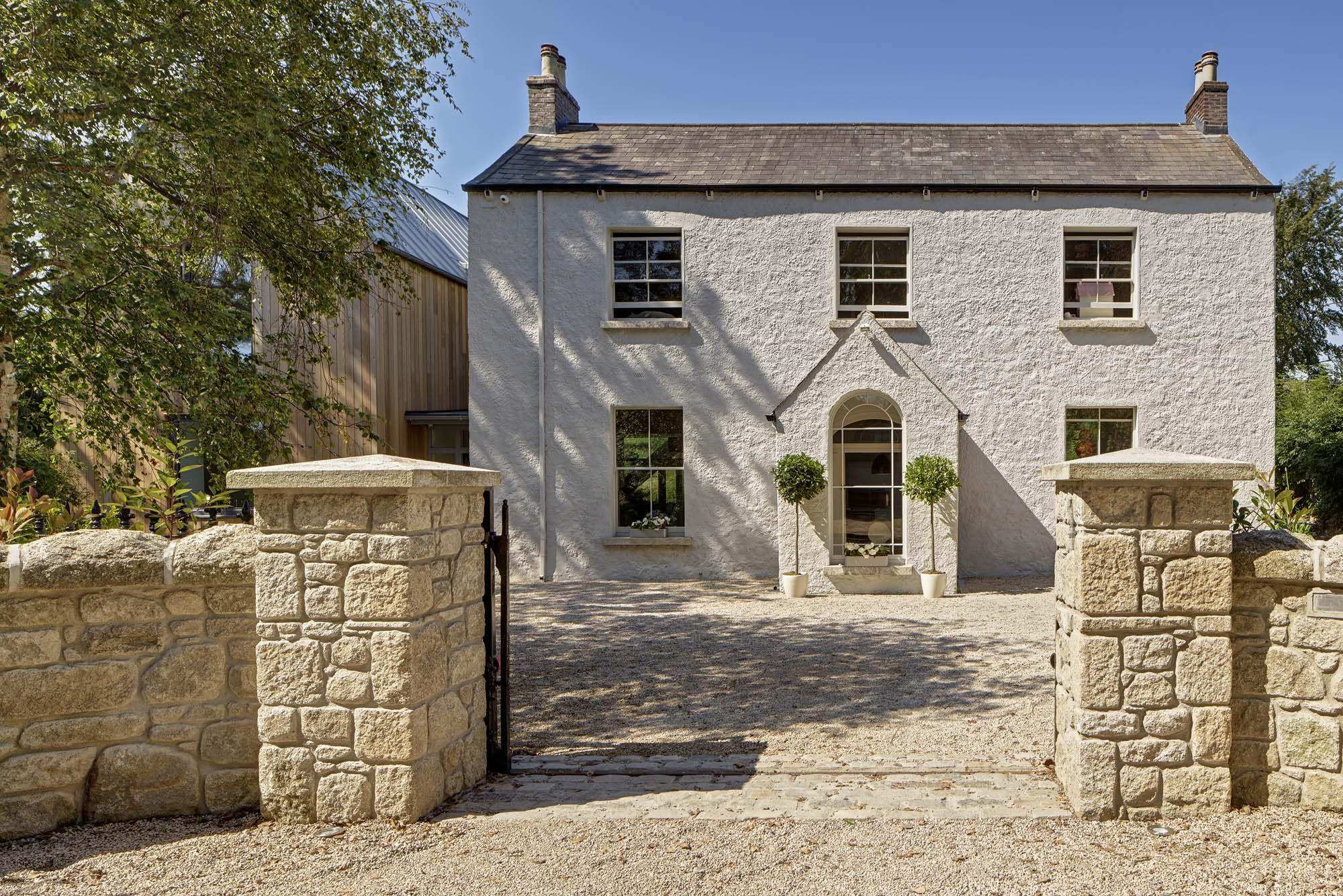 Kilternan Dermot Bannon Architects House Designs Ireland Modern Farmhouse Exterior Cottage Exterior