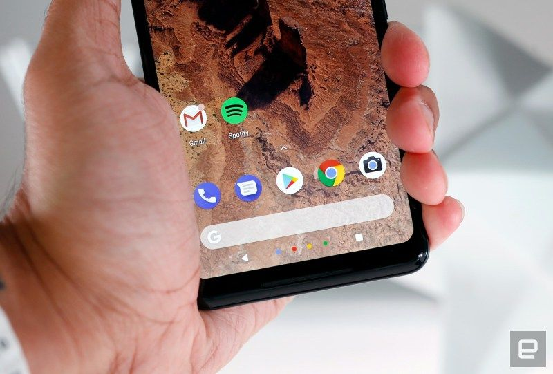 Google looks into reports of Pixel 2