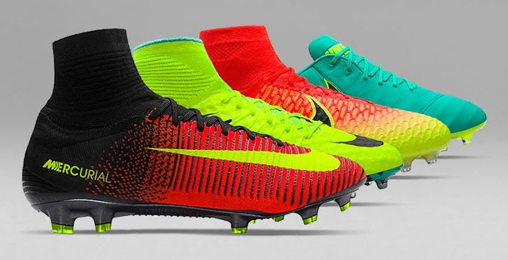 ... Football Shoes, and more! nike -spark-brilliance-euro-2016-football-boot-collection.
