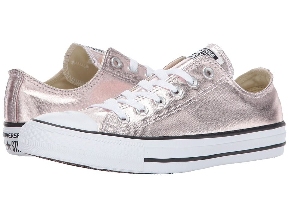 Converse Chuck Taylor All Star Metallic Canvas - Ox Lace up casual