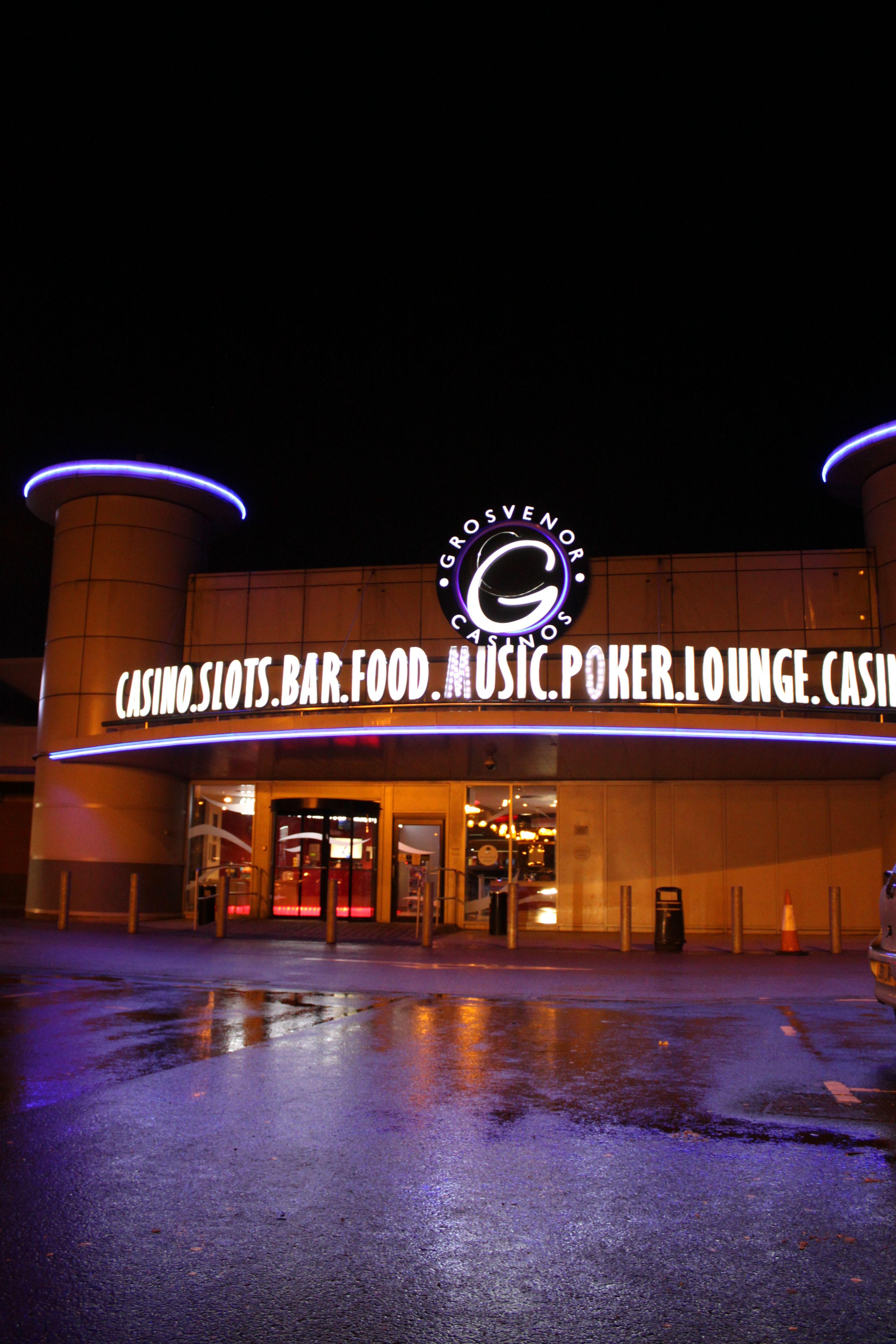 Grosvenor casino bolton facebook