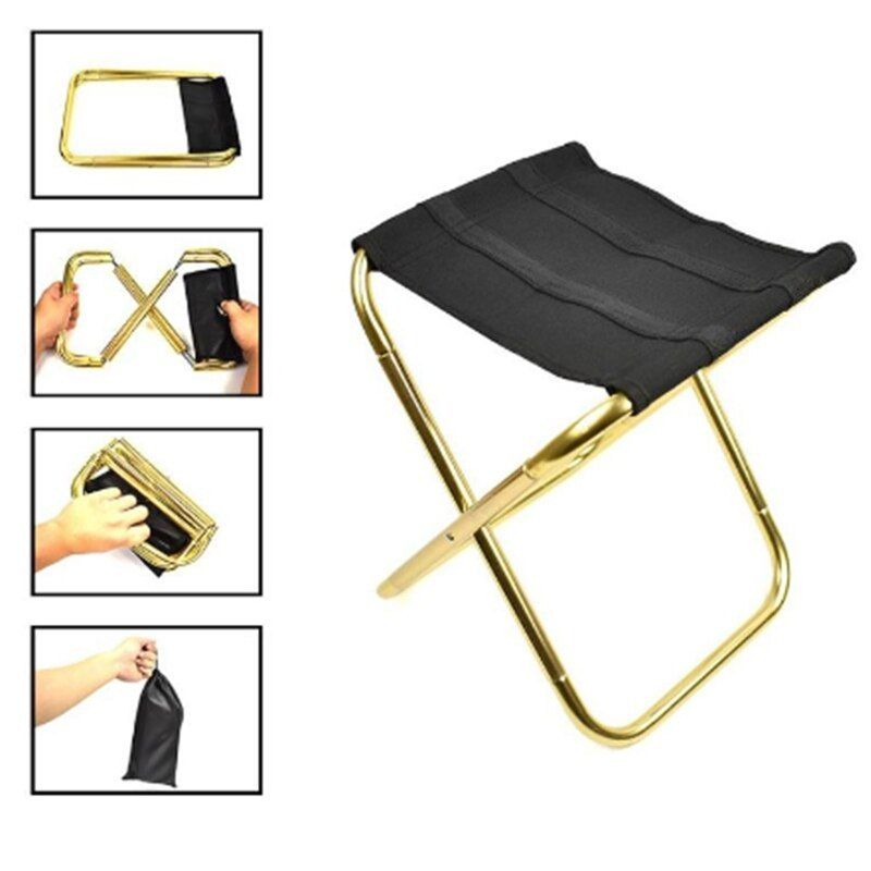 Lightweight Camping Fishing Chair Portable Folding Backpack Outdoor Oxford Cloth Foldable Picnic Party Beach Chair With Folding Chair Fishing Chair Camping Bbq