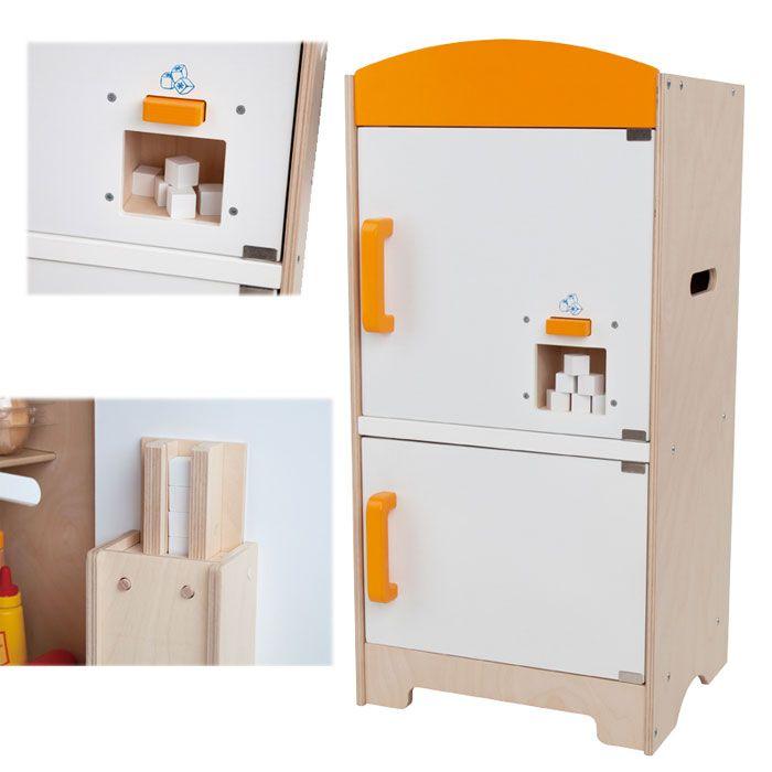 Hape Kühlschrank für die Kinderküche | Kinderzimmer | Pinterest ...